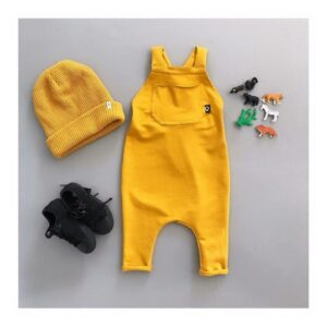 Canary Dungarees